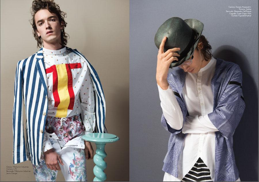 switch magazine moda uomo mkb mirko burin fashion stylist tendenze p.e 2016