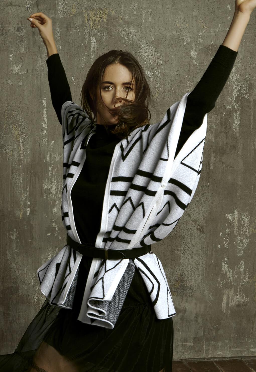 Duca di San Giusto cashmere Mirko Burin Fashion stylist 2