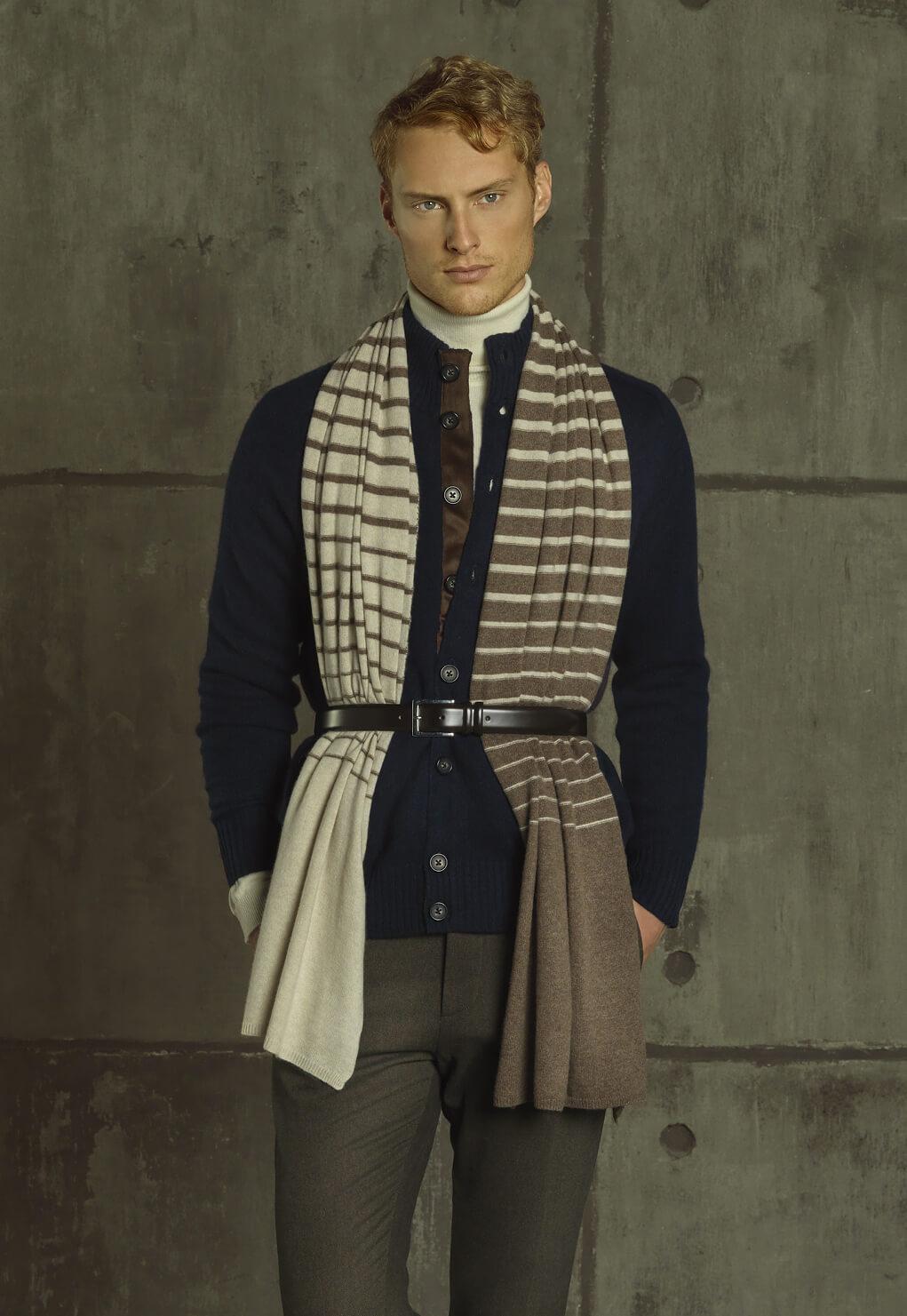Duca di San Giusto cashmere Mirko Burin Fashion stylist 5