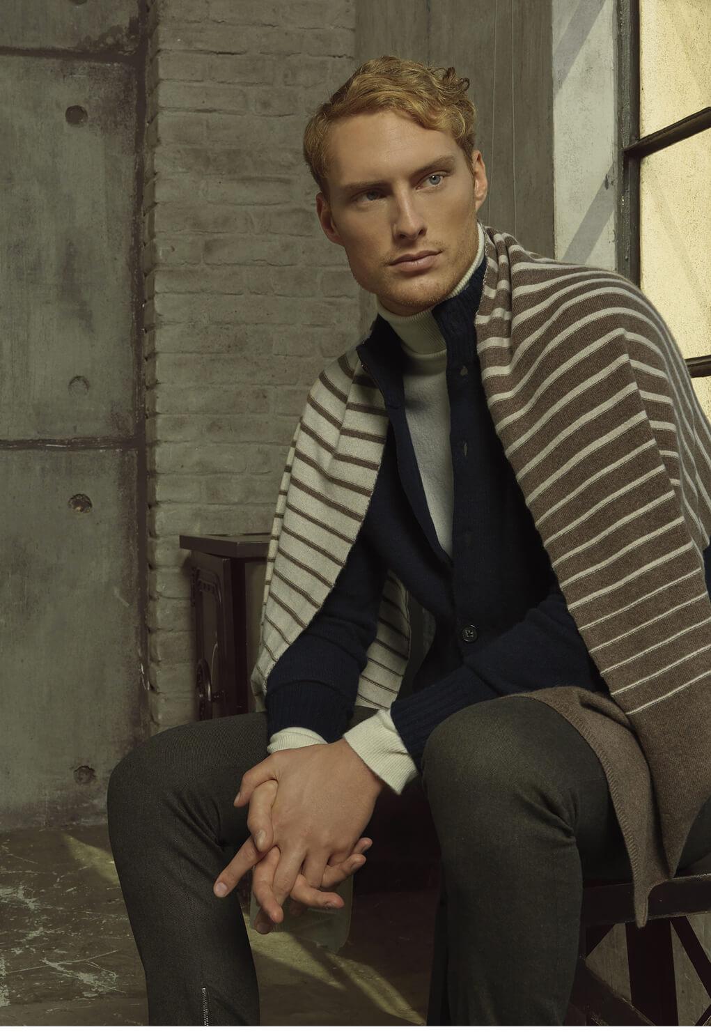 Then and Now Duca di San Giusto cashmere Mirko Burin Fashion stylist 28