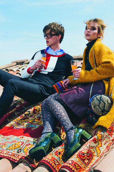 Switch Magazine Rooftop Party Mirko Burin Stylist (10)