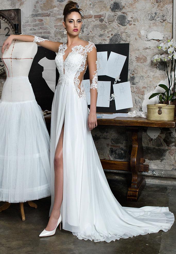 abiti da sposa mirko burin stylist (7)